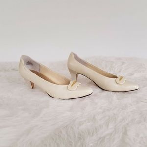 Vintage Life Stride Shoes Women 9 N Heels Rounded